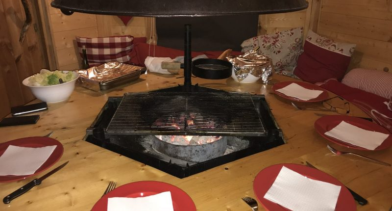 Kota grill insolite Auvergne Cantal Lioran (2)