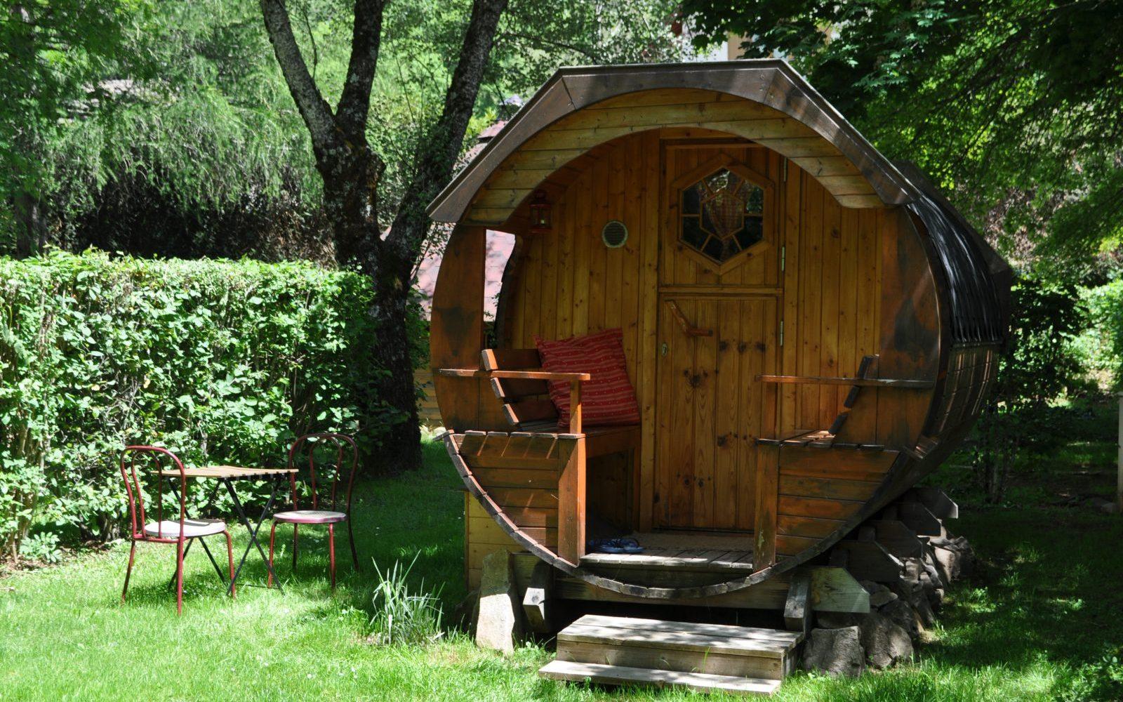 Camping des Blats 3 étoiles dans le Cantal