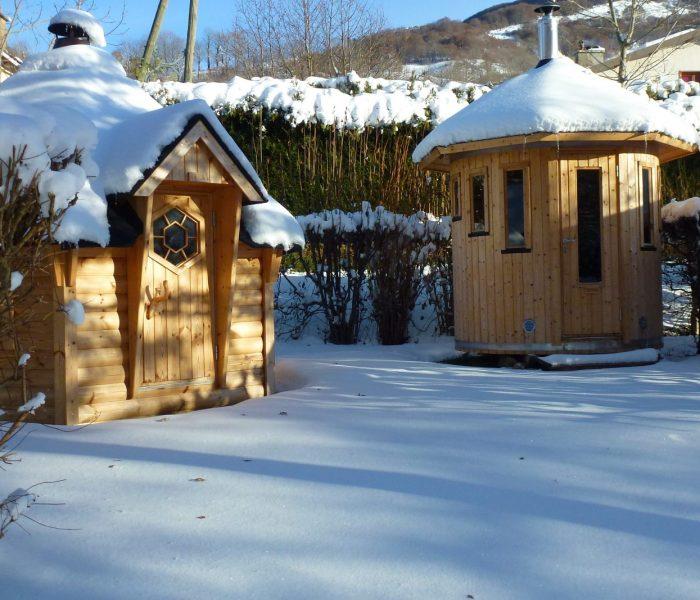 Sauna Auvergne Lioran Insolite