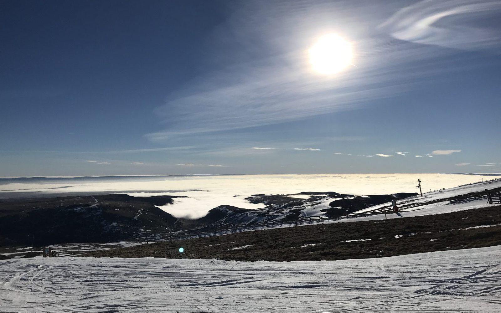 Paysages hiver Auvergne Lioran (4)