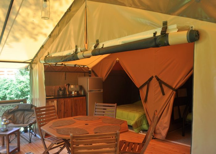 Tente Logde Insolite Confort Auvergne Cantal Lioran (3)
