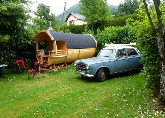 Emplacements camping de la Haute Vallée de la Cère